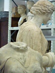 Depotansicht - Antikensammlung 2015